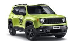 Jeep Renegade en série limitée Mopar