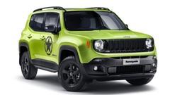 Série limitée Jeep Renegade Mopar