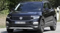 Le Volkswagen T-Cross complètement à découvert