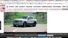Mercedes EQ C : plus de 400 ch pour le SUV électrique