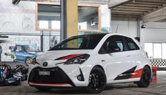 Essai Toyota Yaris GRMN : Pot de yaourt au Wasabi !