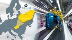BMW mise, aussi, sur la production en Europe !
