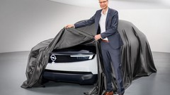 Opel GT X Experimental : la partie avant dévoilée