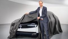 Voici le nouveau visage, futuriste, d'Opel !