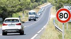 80 km/h sur route : la Sécurité routière admet l'explosion des infractions