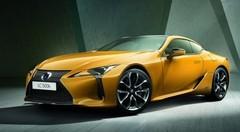Lexus LC Yellow Edition : la vie en jaune