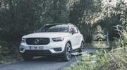 Essai Volvo XC40 D4 R-Design