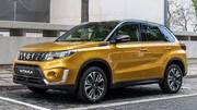 Suzuki offre un nouveau palpitant à son Vitara