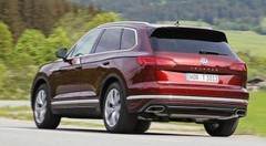 Essai Volkswagen Touareg V6 TDi: massif, élégant... mais des bips-bips insupportables