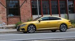 Essai Volkswagen Arteon: figure de style