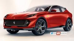 Ferrari SUV (2019) : il arrive fin 2019