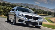 Essai BMW M5 Competition : Quatrapulte !