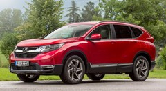 Nouveau Honda CR-V: prix à partir de 29790 €