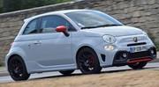 Essai Abarth 595 Pista : une Fiat 500 de 160 ch à l'essai
