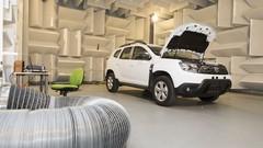 Dacia : visite du centre technique en Roumanie
