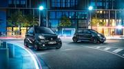 Smart : uniquement de l'électrique en Europe d'ici 2020