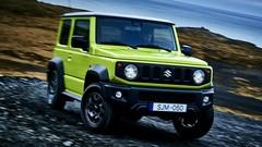 Suzuki Jimny 2018 : infos, moteur, tout sur la version européenne