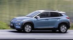 Essai du Hyundai Kona EV, le premier crossover urbain électrique