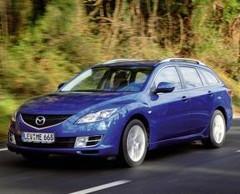 Essai Mazda6 2.0 MZR-CD FastWagon : Espace et légèreté
