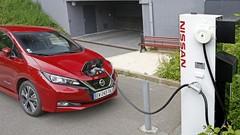 Nissan, le leader de la recharge dans l'hexagone