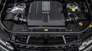 Jaguar Land Rover : la fin du V8