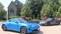 Essai Alpine A110 vs Porsche 718 Cayman : une question d'équilibre !