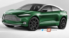 Futur SUV Aston Martin Varekai (2019) : vert de nouvelles aventures