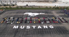 Ford : 10 millions de Mustang !