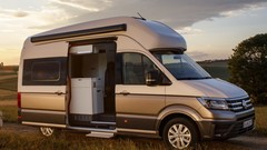 Camping-car: Volkswagen présente le Grand California