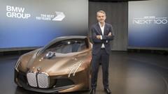 Adrian van Hooydonk (patron design BMW) : « un nouveau design, épuré »