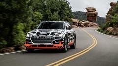 Audi e-tron : 400 km d'autonomie pour le SUV électrique d'Audi