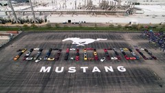 10 millions de Ford Mustang !