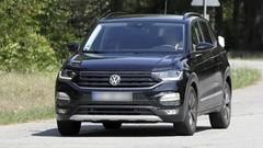 Le Volkswagen T-Cross presque nu !