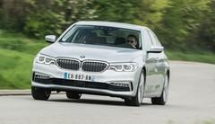 BMW Série 5 (2018) : nouveau diesel 518d de 150 ch au catalogue