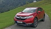 Essai du Honda CR-V (2018) : le sens de la famille