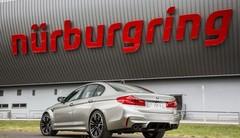Essai extrême : la BMW M5 au Nürburgring et sur autoroute allemande !