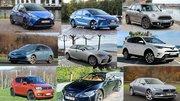 Tous les hybrides et hybrides rechargeables du marché, lequel acheter ?