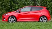 Essai Ford Fiesta ST-Line EcoBoost : un air de GTi ?