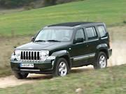 Essai Jeep Cherokee 2.8 CRD 177 ch : L'Indien revient en force !