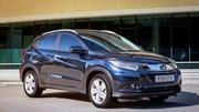 Honda HR-V: un petit restylage
