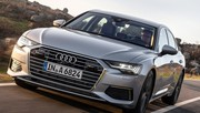 Essai Audi A6 50 TDI (2018) : Grandeur et cadence
