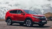 Essai Honda CR-V : Montée en gamme