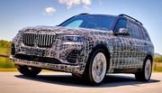 Le BMW X7 en test dans des conditions extrêmes partout dans le monde
