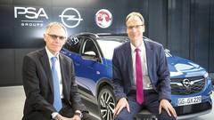 Opel, le rouge et le vert