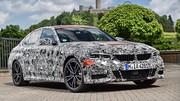 BMW tease la nouvelle Série 3