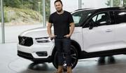 Le designer de la Volvo XC40 s'en va chez Tesla