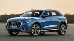 L'Audi Q3 2019 face à son prédécesseur