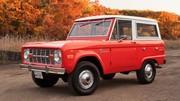 """Ford : un """"mini"""" Bronco au programme, basé sur la Focus"""
