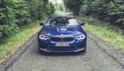 Essai BMW M5 F90