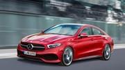 Presque prête, la future Mercedes CLA